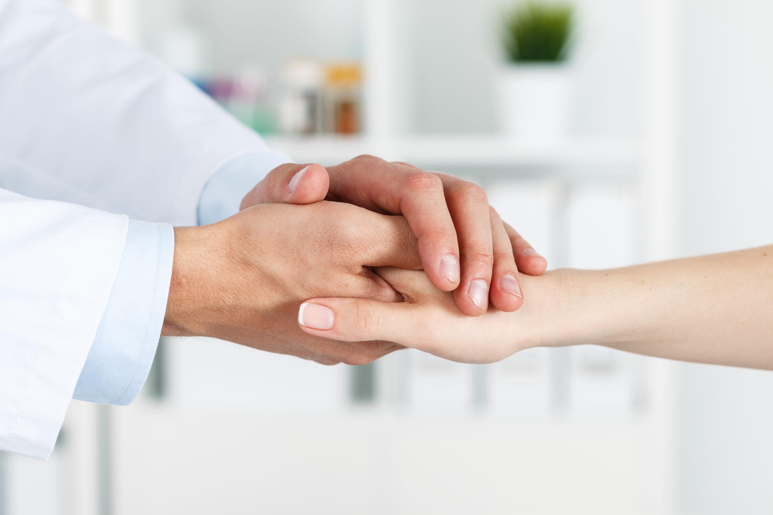 La relation de confiance entre nos praticiens et nos patients